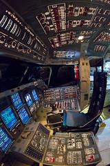 (Scriptunas Images) Tags: glass lights display buttons space flight cockpit screen nasa kennedyspacecenter spaceshuttle flightdeck meds powered orbiter endeavour orbiterprocessingfacility