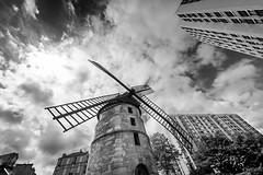 Moulin d'Ivry (Alain Bachellier) Tags: moulin vent patrimoine portedivry ivry moulinvent moulindivry
