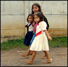 children of hope .... three sisters (ana_lee_smith_in_nicaragua) Tags: poverty charity travel school light shadow portrait sisters children photography hope education child photojournalism happiness granada learning barefeet nicaragua santaana organization barrio means literacy nonprofit thirdworld empowerment selfesteem developingnation childrenatrisk hopeforthefuture childrenofhope villageofhope empowermentinternational childofhope villaesperanza analeesmith kathyaadams empowermentthrougheducation photosofnicaragua analeesmithincuba photosofgranada analeesmithinnicaragua TGAM:photodesk=backtoschool2012