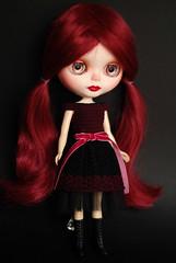 cherry blossom girl custom