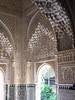 Mirador de Lindaraja in the Alhambra (Glenna Barlow) Tags: architecture tile spain pattern geometry alhambra granada stucco muqarnas islamicart smarthistory