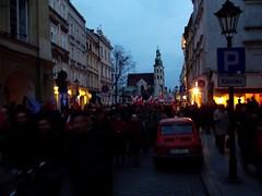 Podczas marszu