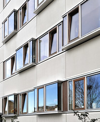 EAST FACADE. renovation of gyldenrisparken social housing, copenhagen. vandkunsten/witraz/wissenberg 2005-2012 (seier+seier) Tags: architecture facade copenhagen denmark concrete creative commons social cc housing renovation architects refurbishment arkitektur vandkunsten witraz tegnestuen gyldenris gyldenrisparken seierseier wissenberg