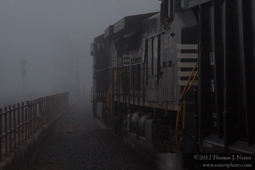 """18G into the Fog • <a style=""""font-size:0.8em;"""" href=""""https://www.flickr.com/photos/20365595@N04/7026696319/"""" target=""""_blank"""">View on Flickr</a>"""