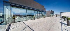 Office Roof Terrace, Justice Mill Lane, Aberdeen (Neale Smith Photography)
