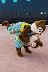 DCL Mar 2012 - Having fun with Chip and Dale (PeterPanFan) Tags: travel cruise vacation port canon march mar spring dock dale character year disney stop 7d chip characters bahamas tac tic dcl 2012 disneycruise castawaycay disneycruiseline disneycharacters portofcall disneycharacter portsofcall arrivalplaza mickeyfriends disneypictures easterncaribbeancruise disneypics canoneos7d canon7d disneymagiceasterncaribbeancruise easterncaribbeanitinerary 7nighteasterncaribbeancruise disneymagiceasterncaribbean