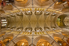 London Cathedral Look Up (david gutierrez [ www.davidgutierrez.co.uk ]) Tags: city uk travel windows light england urban color building london history church glass lamp colors beautiful k parish architecture choir londonbridge painting happy photography lights design photo amazing worship europe image pentax roman 5 interior patterns awesome details capital pray gothic perspective picture surreal grand chapel landmark structure ceiling architectural lookingup fisheye organ nave sing tradition romanesque touristattraction southwark arthistory bankside k5 southwarkcathedral stainedglasswindows colouredglass churchofengland cruciform linesandcurves londonarchitecture thecathedralandcollegiatechurchofstsaviourandstmaryoverie davidgutierrez pentaxart pentaxk5 monasticdays