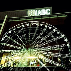 #abc #building #brisbane #australia #abcaustralia (Raul Wong Roa) Tags: square squareformat iphoneography instagramapp uploaded:by=instagram foursquare:venue=4f04cd16e5facc333d81cfbe