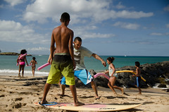 Waianae Surf Camp