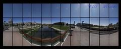 360 Lleida rio, 36 fotos (eloiteixido) Tags: pez de ojo fotos 36 lleida efecto 360 lerida fisheeye