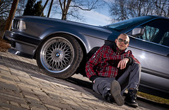 BMW+Mario 02 (Jnis Petrnis) Tags: auto boy man guy sports car wheel sport photography 50mm photo nikon automobile foto power top flash wheels latvia exotic human bmw vehicle d200 nikkor 18 50 exclusive riga trigger strobe 50mm18 topgear tuned rga latvija nikkor50mm nikkor50mm18 18g nikond200 nikon50mm mana yongnuo fotogrfija cilvks deks vrietis nikkor50mm18g 50mm18g yn560 puisis yongnuoyn560