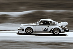 1983 Porsche 930 (autoidiodyssey) Tags: cars race vintage lewis porsche 1983 930 group2 summitpoint cossaboon jefferson500 2012jefferson500 allracecars