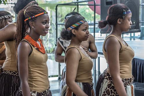 Moribo Wa Afrika Musical Dance Group - Celebrate Africa Day In Dublin