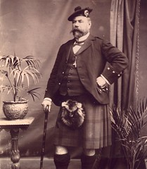 Malcolm Macdonald - Chief Constable of Sutherland Constabulary from 1887 to 1906