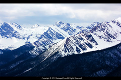 Rocky Mountains - Banff 1 ( SUMAYAH ) Tags: ca mountains canon landscape photography eos rocky alberta banff  550d sumayah