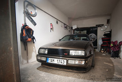 My 16V (La) Tags: vw volkswagen nikon garage low static 1991 dope tamron bbs lowered 48 metz rm 1024 16v rado corrado nagy ladislav corro d3000 8x15 nafin 85x15