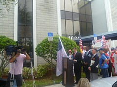 CAIR Letter Press Conference9