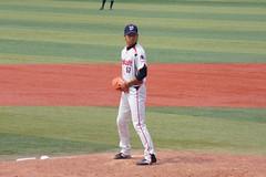DSC04385 (shi.k) Tags: 横浜スタジアム 東京ヤクルトスワローズ 120608 イースタンリーグ 平井諒