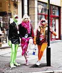 Muppets on tour (tootdood) Tags: charity animal square manchester tour muppets stevenson collectors kermit misspiggy canon600d