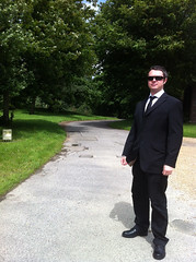 Josh in Black
