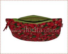 REF. 0172/2012 - Necessaire (.: Florita :.) Tags: florita bolsinha necessaire chitão bolsaartesanal bolsaemtecido necessaireartesanal artesanatoemchita acessóriosemchita