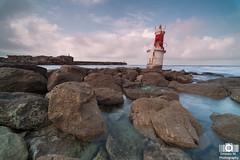 Faro (Ernesto M.) Tags: faro cantabria sanvicentedelabarquera sealizador