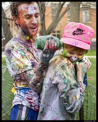 4 (Praneeth Rajsingh) Tags: street color fight paint university painted photojournalism documentary social iowa pj drake raj desmoines singh d610 praneeth 5018g praneethrs praneethrscom
