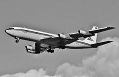 CN-ANR (stage1uk) Tags: boeing707 londonheathrowairport royalmoroccanairforce cnanr