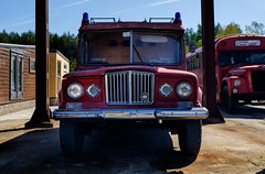 Jeep Gladiator J3000 (The Adventurous Eye) Tags: party classic cars museum us jeep american classics opening jk gladiator 2016 lun j3000