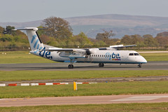 JW1A8600 (mark84rose) Tags: manchester airport bombardier flybe dhc8q402 gjecx