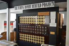 Turing Bombe rebuild project (Matt From London) Tags: bedfordshire rebuild bombe turing bletchleypark