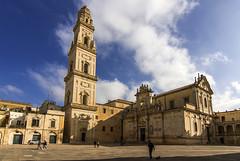 Lecce (Antonio Vaccarini) Tags: italy italia baroque puglia barocco lecce apulia cittvecchia canoneos7d tokinaatxpro1116mmf28dxii antoniovaccarini