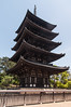 Kofuku-ji pagoda (TheSpaceWalker) Tags: japan temple photography photo nikon shrine buddhism pic 1750 nara shinto tamron kofukuji d300 thespacewalker