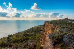 Dingli Cliffs - Malta 2016 (DSC_0367-1) (jocelynmifsud) Tags: travel seascape seaside malta cliffs dingli travelphotography dinglicliffs