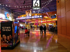 Towards Star Theatres (Nicholas Eckhart) Tags: usa retail mi america mall us interior auburn hills massive amc stores theatres outlets greatlakescrossing outletmall 2016 barlouie startheatres