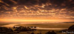 Boca do Ro (Juan Figueirido) Tags: sea summer espaa praia beach landscape mar spain playa galicia verano carnota acorua bocadoro playadecarnota praiadecarnota playadebocadoro fz1000 praiadebocadoro juanfigueirido