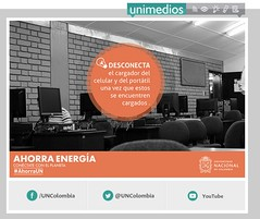 Mailing #AhorraUN (Oficina de Proyectos Estratgicos) Tags: de colombia oficina universidad diseo nacional energia proyectos ambiente mailings unal unimedios estrategicos ahorraun