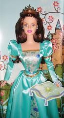 2002 The Princess and the Pea Barbie (3) (Paul BarbieTemptation) Tags: 2002 princess release barbie foreign pea