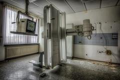 Urbex Klinik (Batram) Tags: urban hospital lost place clinic exploration krankenhaus klinik urbex