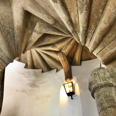 Doppelwendeltreppe in Graz (heinzstrobel1) Tags: graz stufen wendeltreppe doppelwendeltreppe twinstair grazerburg doubletwinstair