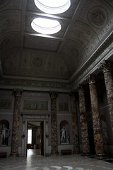Room (My photos live here) Tags: england home canon eos hall room derbyshire national trust pillars derby stately curzon kedleston 1000d