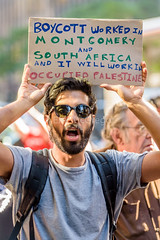 EM-160609-BDS-013 (Minister Erik McGregor) Tags: nyc newyork art photography israel palestine rally protest activism humanrights codepink boycott blacklist freepalestine 2016 firstamendment cuomo bds andrewcuomo executiveorder israeliwarcrimes gazasolidarity governorcuomo erikrivashotmailcom erikmcgregor nyc4gaza 9172258963 nyc2gaza erikmcgregor mccarthyite webdsuntil