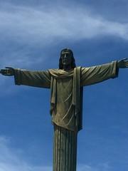 Christ the Redeemer, Puerto Plata, Dominican Republic (Nancy D. Brown) Tags: dominicanrepublic christtheredeemer puertoplata puertoplatacablecar