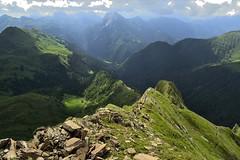 The razor edge (matteo.buriola) Tags: nikon 1855 carnia alpi friuli vetta cuestalta d3100