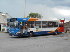 Stagecoach in South Wales 34775 (welsh bus 16) Tags: southwales dennis dart stagecoach blackwood slf 34775 px55efe