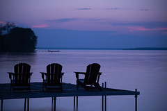 COTTAGE SERIES (blink to click) Tags: background beach blue bluehour calm canada chairs clouds cottage cottagelife deck dock georgina horizon keswick lake lakesimcoe longexposure night ontario peaceful purple relax relaxation serenity shore shoreline silhouette skies sky sunset tranquil view wallpaper water