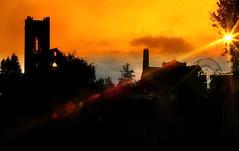 Old Kilkenny at sunset. (Edward Dullard Photography. Kilkenny, Ireland.) Tags: kilkenny ireland sunset heritage history landscape eire historical leinster tourismireland edwarddullardphotographykilkennycityireland oldkilkennyphotos oldphotographsofkilkenny oldpicturesofkilkenny