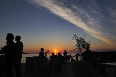 on the seafront vis-a-vis (claude05) Tags: sunset bonagia tonnara