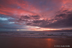 Gold coast sunrise (andiwolfe) Tags: ocean seascape coast morninglight australia brisbane