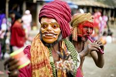 Ridi bazaar (PawelBienkowski) Tags: nepal sadhu mela sadhus maghmela nepalfestivals ridibaazar maghsankranti